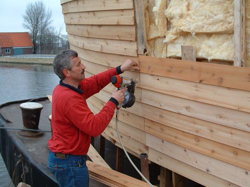 De Ark van Noach met een Tacker van Tacker-Expert